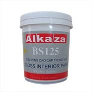 Sơn bóng cao cấp trắng nội thất Alkaza 20kg/thùng